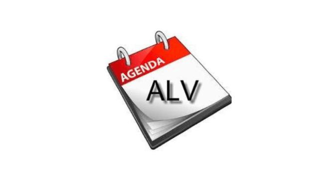 Uitnodiging algemene ledenvergadering (ALV) maandag 8 november 2021